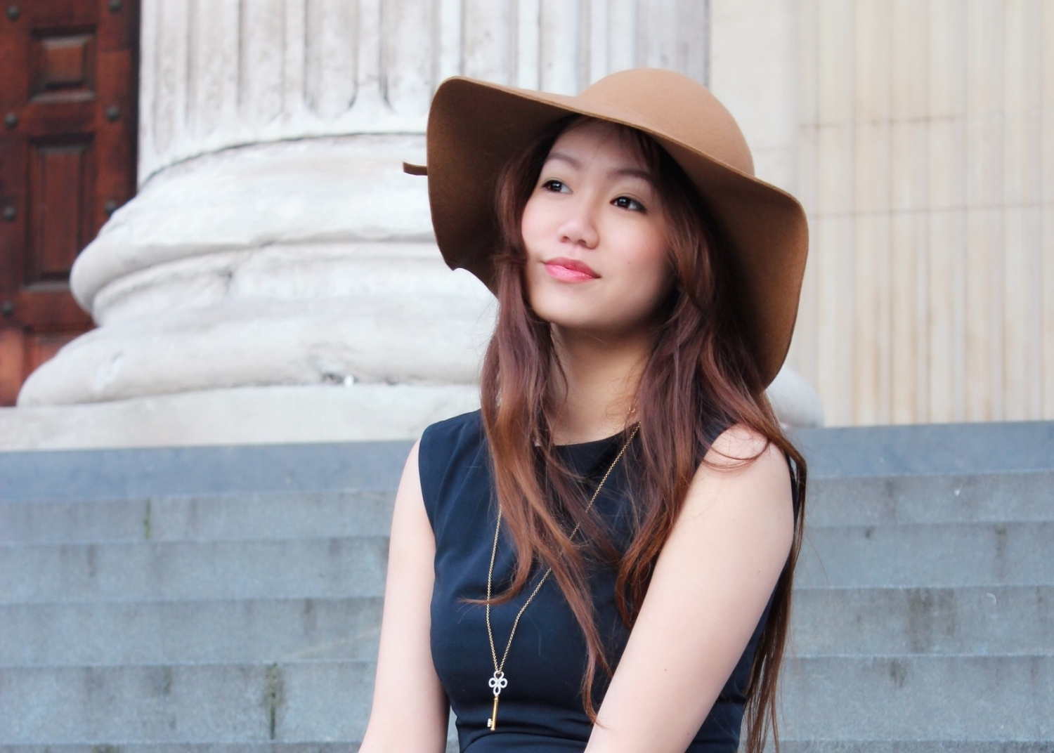 London City Girl Look | Ly Mademoiselle