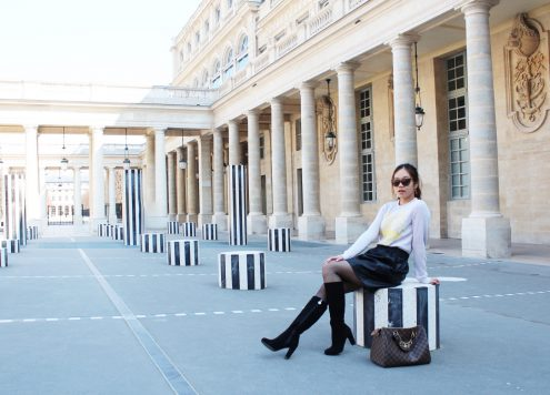 The Reason Why You Shouldn't Be Afraid Of Failure! - Paris | Ly Mademoiselle