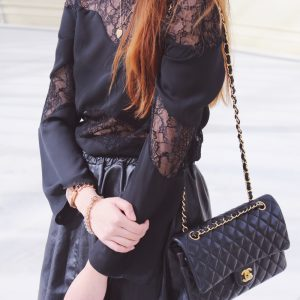 How To Dress Effortlessly Chic | THE DAILY HAPPINESS
