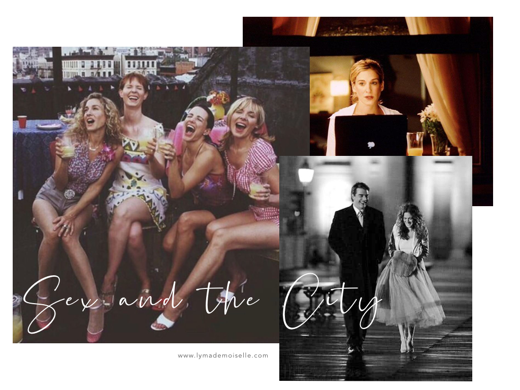 Tv Shows to Watch When You Need Work Motivation - Sex and the City