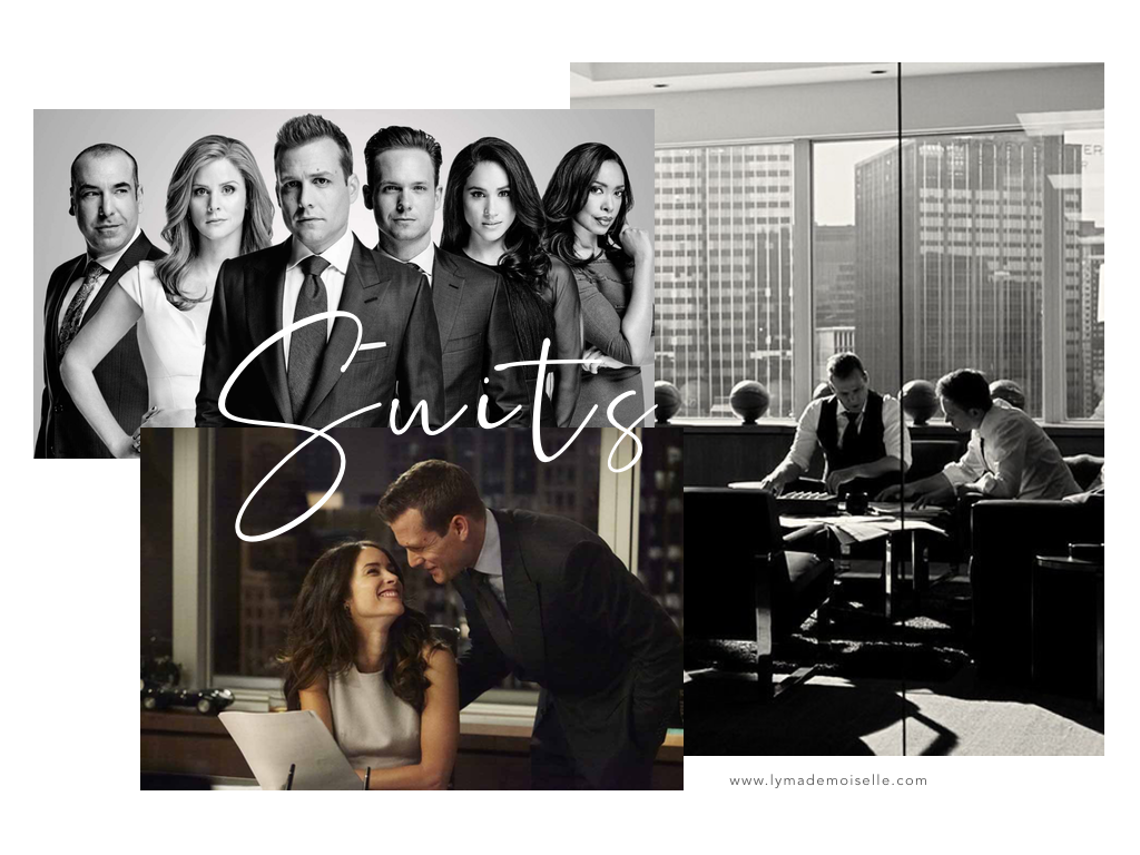 Tv Shows to Watch When You Need Work Motivation - Suits