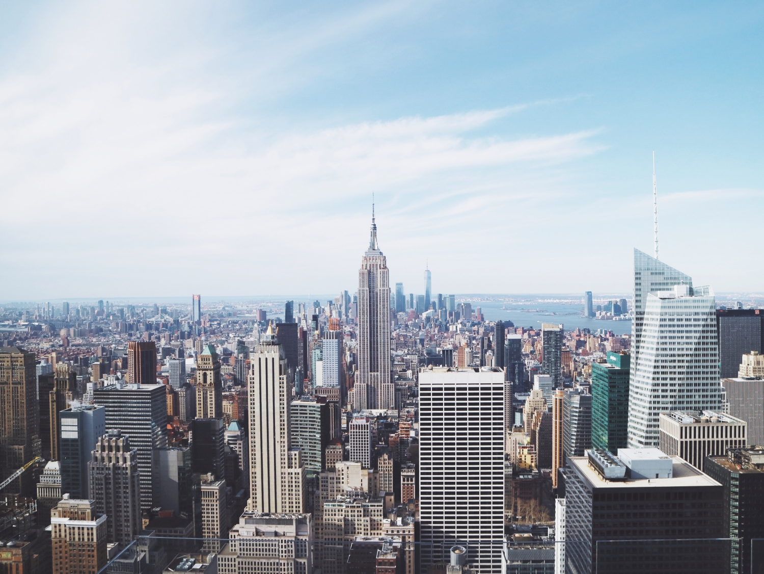 NYC Skyline - About Me Page | THE DAILY HAPPINESS