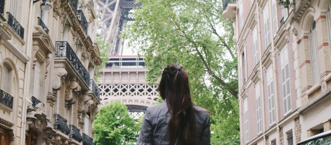 Casual Chic in Paris | THE DAILY HAPPINESS