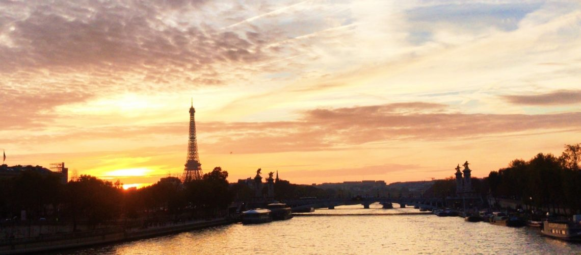 Paris In Four Months! Why I Moved To Paris For My Study Abroad Semester | THE DAILY HAPPINESS